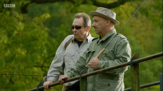 Mortimer & Whitehouse: Gone Fishing - Paul Whitehouse and Bob Mortimer