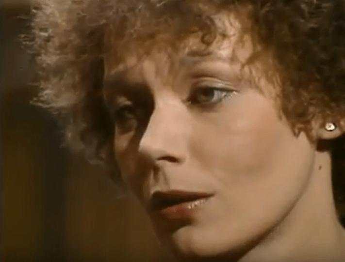 Carolyn Seymour in The Prodigal Daughter (1975)