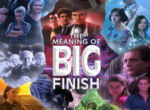 Divergent Wordsmiths - The Meaning of Big Finish - front cover