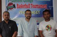 शनिबारदेखि प्रथम लुम्बिनी कप बास्केटबल प्रतियोगिता सुरु हुँदै