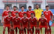 एएफसी अण्डर ट्वान्टी थ्री च्याम्पियनशिपमा आज नेपाल र लेवनान प्रतिस्पर्धा गर्दै ।