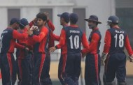 वर्षाका कारण नेपाल र युएईको खेल समयमा शुरु भएन