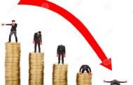 दिनप्रतिदिन बजारमा त्रास, शेयर बजारको लगानी घट्दै
