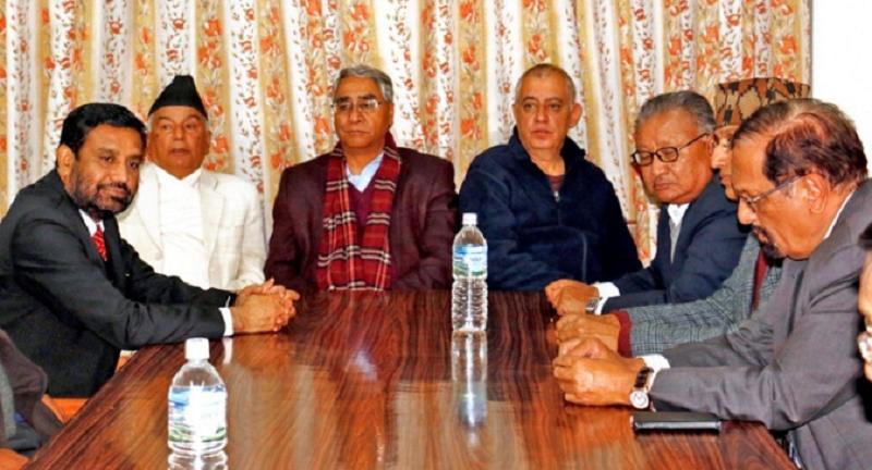 उपाध्यक्ष लगायतका स्थानमा गरिएका दर्जनौं मनोनयन काँग्रेस बैठकले गर्यो खारेज, नयाँ कमिटी भने गठन गर्नसकेन