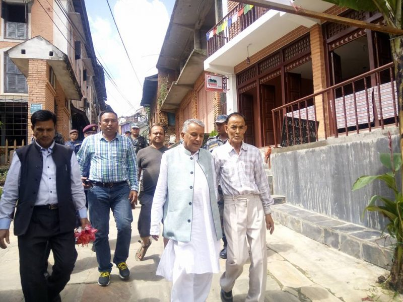 कांग्रेसले प्रतिनिधिसभा र प्रदेशसभा निर्बाचनमा बहुमत ल्याउछ : बरिष्ठ नेता पौडेल