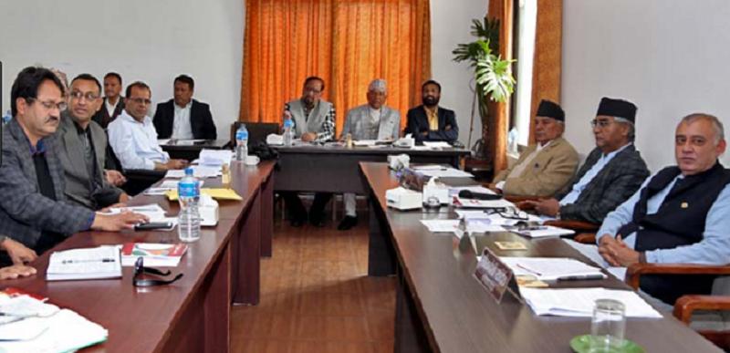काँग्रेस बैठकः पदाधिकारी बढाउने र उमेर हद तोक्ने बिषयमा केन्द्रीय सदस्यहरुबिच मतभेद