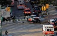 न्यूयोर्कमा एक आतंककारी हमलामा ८ जनाको मृत्यु, दर्जनौ घाईते