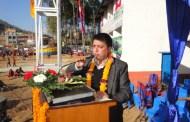 आइएमई ग्रुपका अध्यक्षद्वारा बागलुङ महोत्सवलाई सम्बोधन