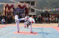 बाह्रौँ अन्तर्राष्ट्रिय तेक्वान्दो प्रतियोगिता इटहरीमा शुरु