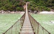 झोलुङ्गे पुल विस्तारसँगै घट्यो जोखिम