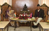 waraj calls on PM Deuba, congratulates for successful completion of elections