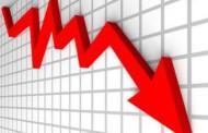 शेयर बजार दोहोरो अङ्कले घट्यो