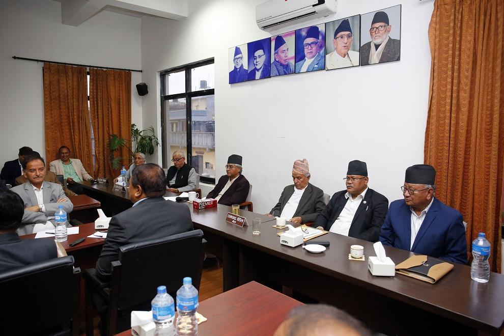 काङ्ग्रेस बैठकः केन्द्रीय सदस्यलेसमेत वडाबाटै चुनिनुपर्ने आवाज बलियो