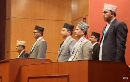 संसदको दोस्रो अधिवेशन सुरु(तस्बीरमा)