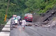 नारायणगढ–मुग्लिन सडक खण्डको तीनमध्ये एकको काम सकियो
