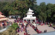 पाण्डवेश्वरी र षड्केश्वरी मन्दिर सिँढीले जोड्ने
