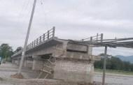 धनेवा खोलाको पुल छ वर्षमा पनि बनेन