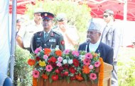राष्ट्र अघि बढ्न लागेका बेला बाटोमा बम हान्नेलाई छोडीदैँनः प्रधानमन्त्री