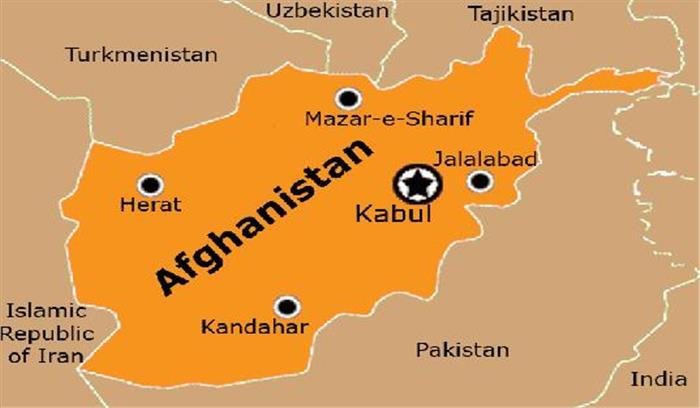 अफगानिस्तानमा आत्मघाती आक्रमणमा नौ प्रहरी मारिए