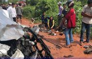 कम्बोडियाली राजकुमार र श्रीमती सडक दुर्घटनामा परे