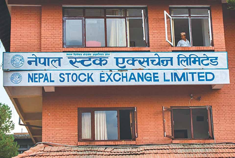 NEPSE registers double digit rise