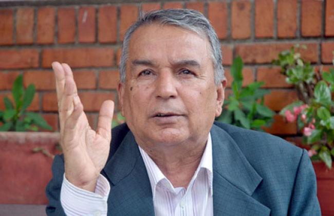 अहिलेको कम्युनिष्ट सरकार भ्रष्टाचार र महङ्गीको पर्याय होः वरिष्ठ नेता पौडेल
