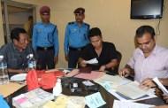 चुडामणी शर्मा हाकिम हुँदाका १० लाख घुष काण्डमा मुछिएका अधिकृत चालिसे  भए जेल चलान