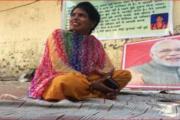 भारतिय प्रधानमन्त्री मोदीसँग विवाह गर्न भन्दै ५ महिना देखि धर्नामा !