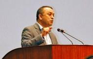 प्रधानमन्त्री ओली संघीयताका मूख्य बिरोधी हुन्ः गगन थापा
