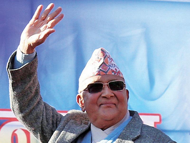 प्रधानमन्त्रीको आह्वानः सुखी नेपाली र समृद्ध नेपालको महाअभियानमा सबैले हातेमालो गरौँ