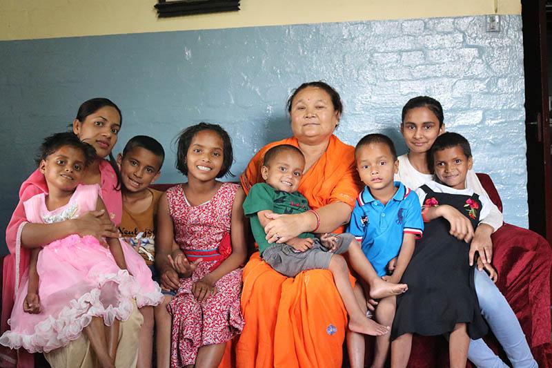 अनाथ बालबालिकाका लागि आवासीय विद्यालय