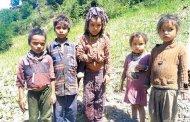 बिचल्लीमा परेका पाँच अनाथ एसओएसमा