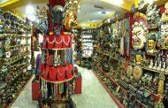 नेपाली काष्ठकलाका सामग्री हेर्न दशौँ हजार मान्छे झुम्मिए