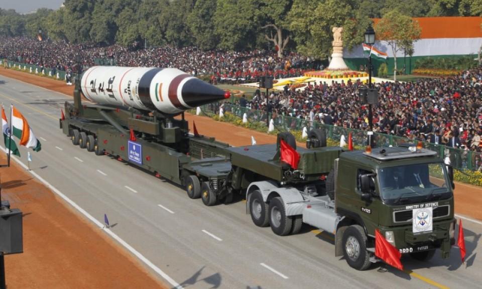 भारतले पनि आकाशमै मार हान्नसक्ने क्षेप्यास्त्रको गर्यो सफल परीक्षण