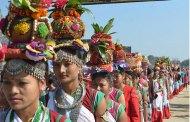 कट्बारी पर्व रमाउँदै थारु समुदाय