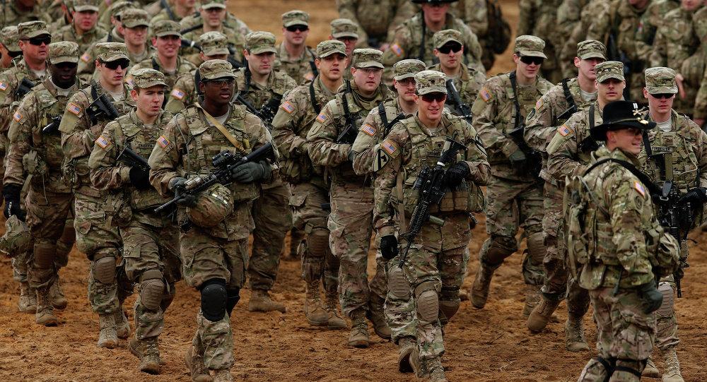 हजारौं अमेरिकी सेना दक्षिणी सीमातर्फ प्रस्थान