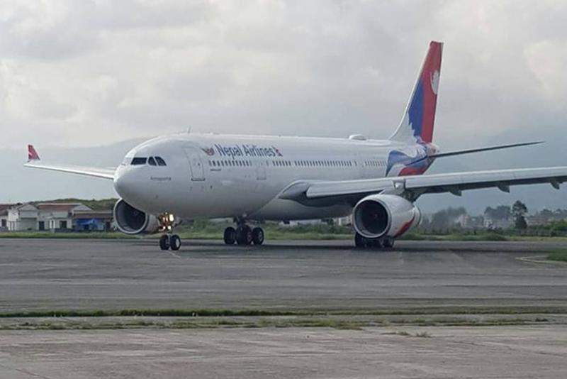 नयाँ 'वाइडबडी' विमान पूर्ण क्षमतामा सञ्चालन, अझै पाएन नयाँ गन्तव्य