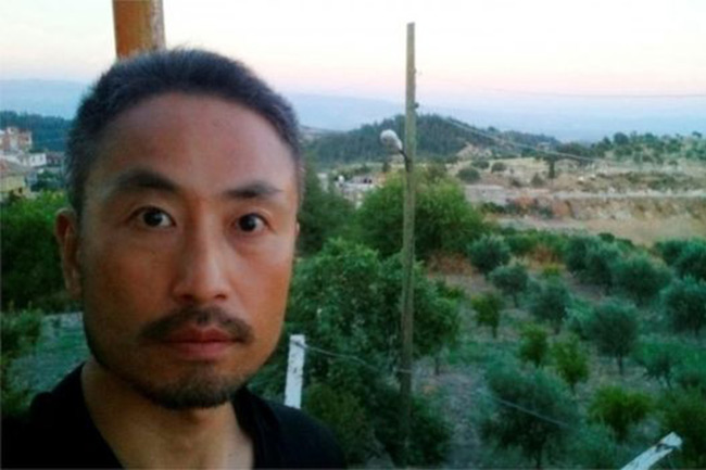 जापानी पत्रकार तीन वर्षपछि रिहा