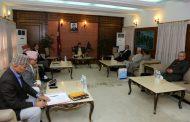 नेकपाको सचिवालय बैठक भोली बस्नेगरी एकाएक स्थगित