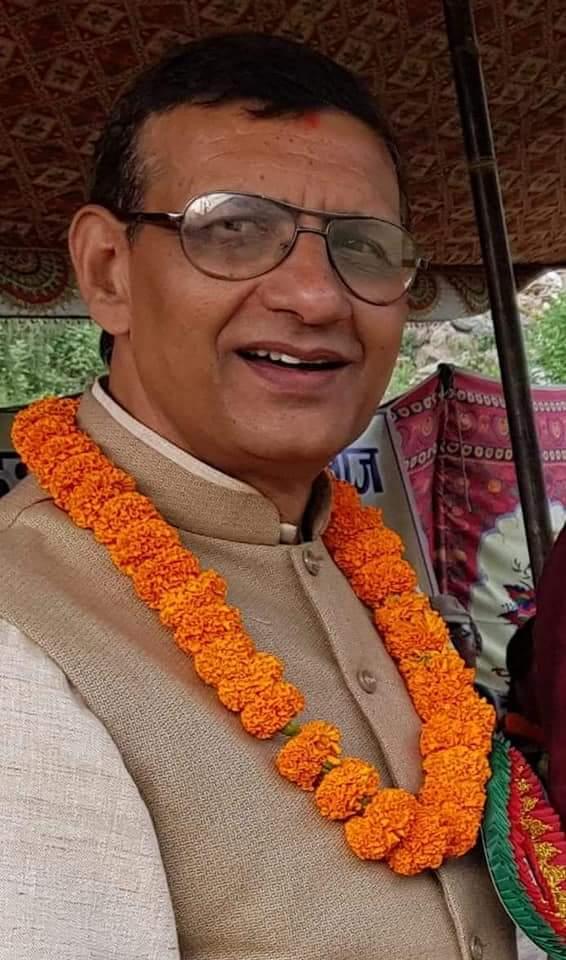 काठमाडौ ७ का जनता स्वर्गीय सुदर्शन अाचार्य सम्झदै