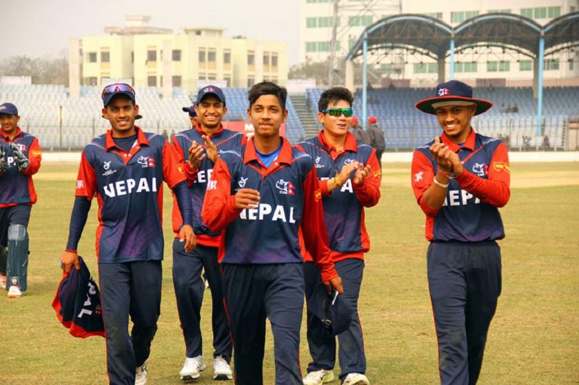 नेपाल समूह चरणबाटै बाहिरियो