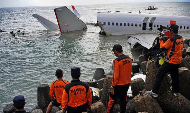"""दुर्घटनाग्रस्त विमानको एउटा """"ब्लाक बक्स"""" भेटियो"""