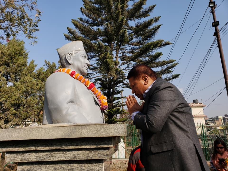सभापति देउवा बिधानअनुसार चल्न सकेनन्, आफूलाई बिधानभन्दा माथी ठानेः नेता सिंह