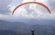 Paragliding pilot seriously injured in accident