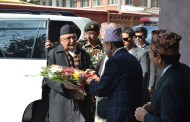 Development projects should strengthen nationality: PM Oli