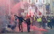 फ्रान्समा सरकारविरोधी प्रदर्शन हिंसात्मक, एक हजार ७०० पक्राउ