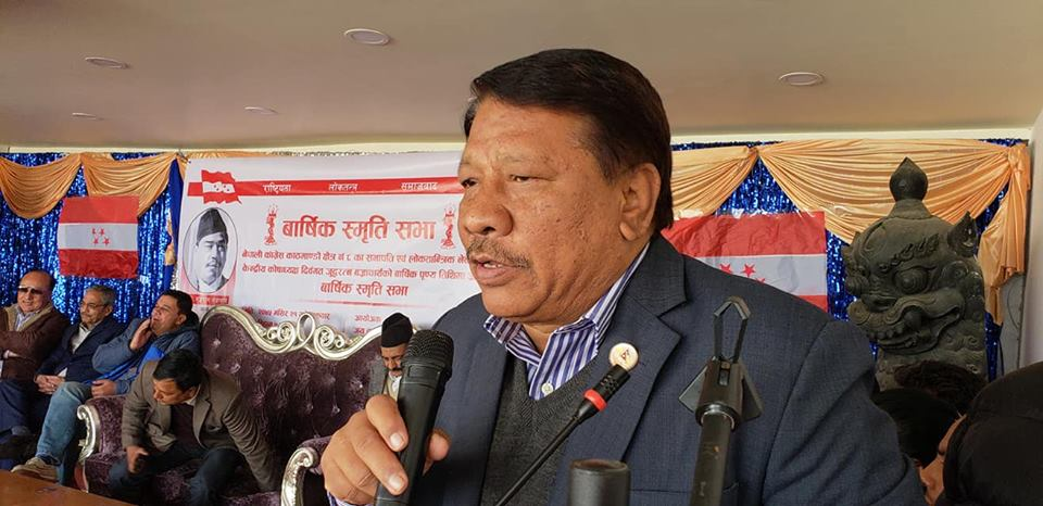 Even ruling party leaders dissatisfied with govt's working style: Prakash Man Singh