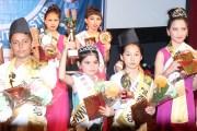 नेपाल्स लिटल स्टार २०१८ को ताज पहिरहन सफल भईन प्राश्ना थापा