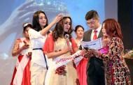 पहिलो मिस नोबेल नेपाल २०१९ को ताज प्रिया मल्ललाई
