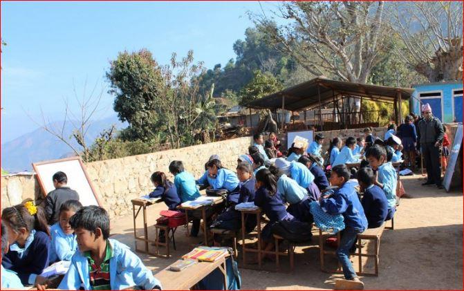 विद्यार्थीको चाप बढेपछि भर्ना रोकियो